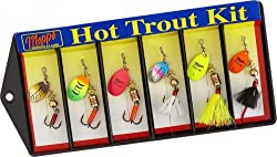 best brown trout lures, best brown trout baits, best lures for catching brown trout