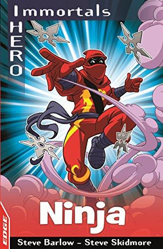 Ninja (EDGE: I HERO: Immortals Book 8) (English Edition)