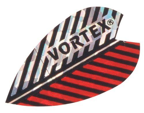 3 Stück Weiß schwarz rot schwarz Vortex Flight 803703