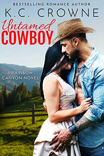 Untamed Cowboy: A Contemporary Cowboy Romance (Rainbow Canyon Cowboys Book 1) (English Edition)