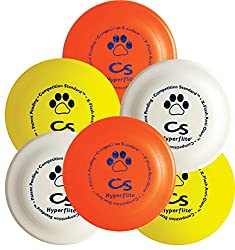 Hyperflite K-10 Competition Standard Dog Discs
