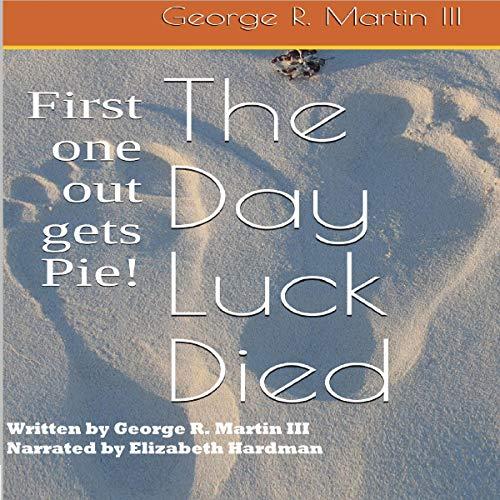 Page de couverture de The Day Luck Died