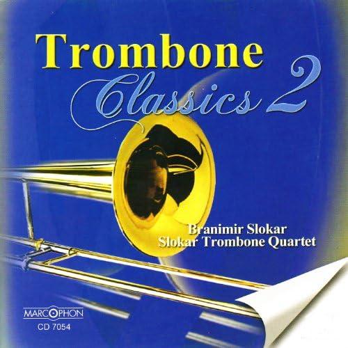 Branimir Slokar, Slokar Trombone Quartet