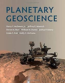 Planetary Geoscience