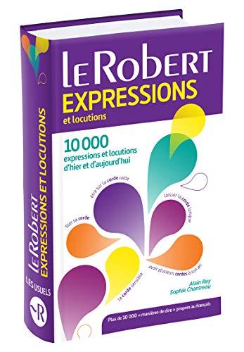 Dictionnaire des expressions et locutions Poche Plus