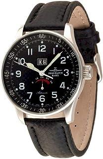 Zeno - Watch Reloj Mujer - X-Large Retro Big Date Power Reserve - P590-s1