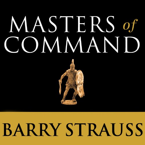 Masters of Command audiobook cover art