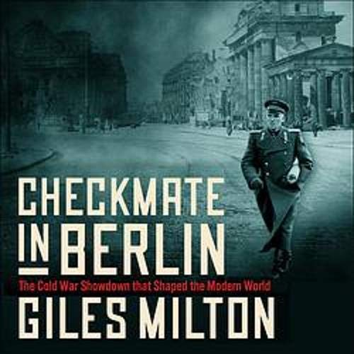 Checkmate in Berlin cover art