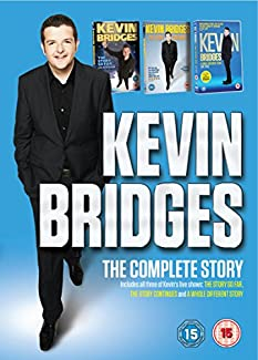 Kevin Bridges - The Complete Story