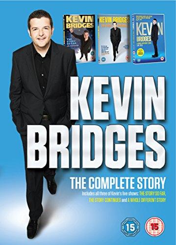Kevin Bridges: The Complete Story [Edizione: Regno Unito] [Edizione: Regno Unito]