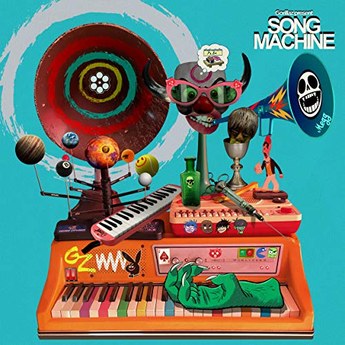 Gorillaz - Song Machine