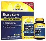 Renew Life - Ultimate Flora Probiotic Extra Care - 30 billion - 90 vegetable capsules