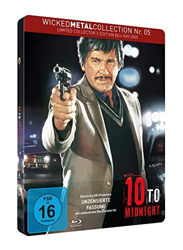 10 to Midnight - Ein Mann wie Dynamit - Wicked Metal Collection Nr. 05 - Limited Collector's Edition auf 1000 Stück mit C-Card - Ungekürzte Fassung [Blu-ray]