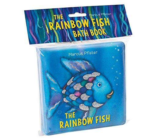 Rainbow Fish Bath Book