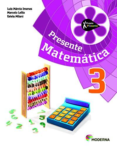 Projeto Presente. Matemática. 3º Ano