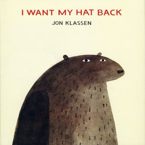 I Want My Hat Back audiobook cover art