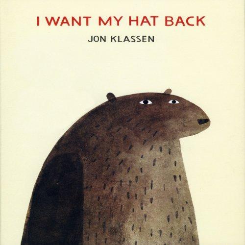 I Want My Hat Back cover art