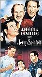 Abbott & Costello Meet Jerry Seinfeld [VHS]