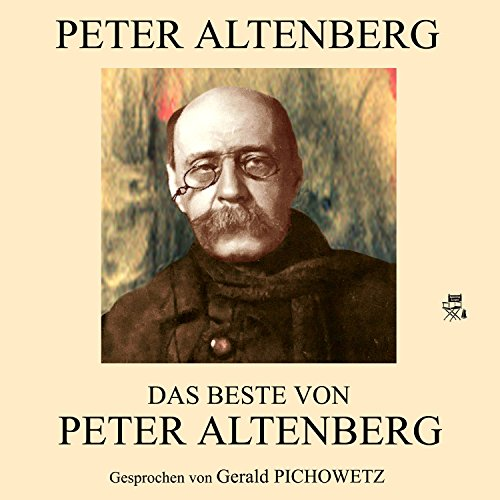 Das Beste von Peter Altenberg cover art