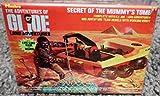 GI Joe Secrets of the Mummy's Tomb 2 x 3 Refrigerator Locker MAGNET Cobra