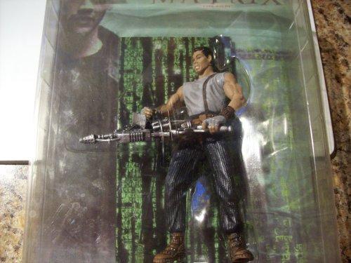 The Matrix Tank Action Figure by The Matrix