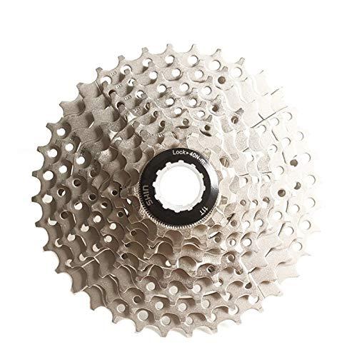 Bicicleta De Montaña Cassette De 9 Velocidades 11-36T Piezas De Rueda Libre De Bicicleta 397g Adecuado para M370 M430 M4000 M590
