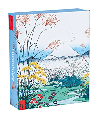 Hiroshige - Seasons QuickNotes, all occasion notecards in a keepsake box