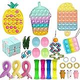 PXIAOPANG Fidget Toys Pack, Sensory Fidget...
