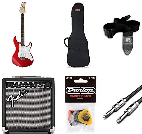 YAMAHA Pacifica 012 RM II Pack Guitarra Eléctrica