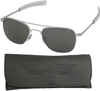 """GENUINE GOVERNMENT AIR FORCE PILOTS SUNGLASSES BY """"AMERICAN OPTICS"""""""