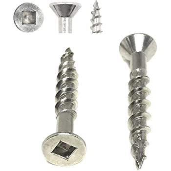 100 Per Box Powers Fastening Innovations 04188 3//16-Inch by 2-3//4-Inch Tapper Phillips Flat Head Type 410 Stainless Steel Screw Anchor