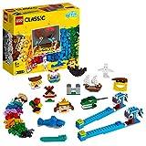 LEGO 11009 Classic Ladrillos y Luces, Juego de Construcción, Actividades Creativas para niños de a Partir de 5 años