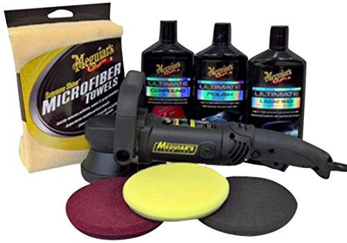Preisvergleich Produktbild Meguiar's MT310ULTKIT Ultimate Dual Action Polisher Kit Poliermaschinenset
