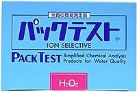 共立理化学研究所 パックテスト WAK-H2O2 過酸化水素