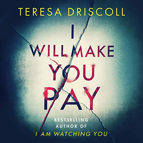 I Will Make You Pay audiobook cover art