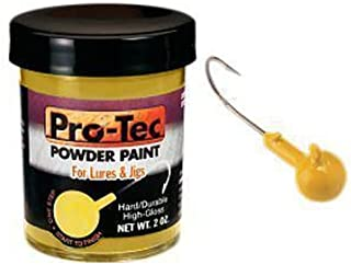 LEAD WEIGHTS OR OTHER METAL PARTS POWDER PAINT FOR COATING JIGS