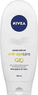 NIVEA Q10 Anti-Age Care Hand Cream, 100ml
