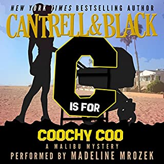 'C' is for Coochy Coo audiobook cover art