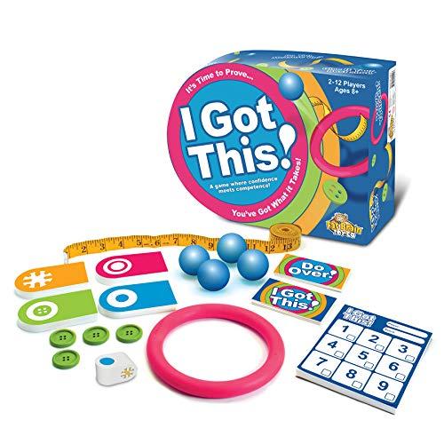 Fat Brain Toys Squigz Starter Set, 24 Piece