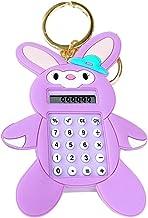 $22 » LEGU Calculators Mini Calculator Cute Portable Pockets Key Chain Standard Function Calculator School Office Supplies for K...