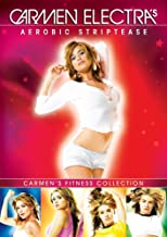 Carmen Electra's Aerobic Striptease Collection - Carmen's Fitness Collection
