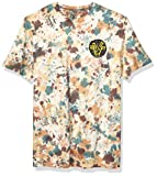 Volcom Roll out S/S tee Camiseta, Hombre, Multi, M