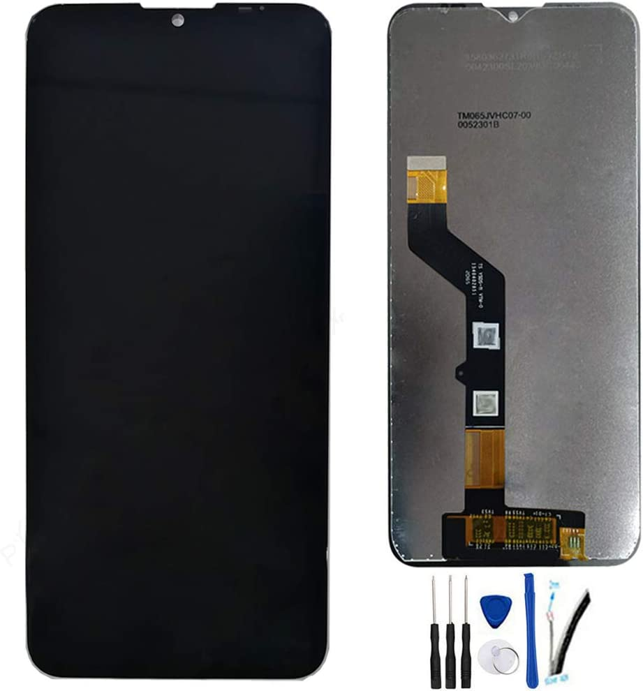 SOMEFUN LCD Screen Replacement Compatible with Motorola Moto G9 Play XT2083-1 XT2083-3 6.5