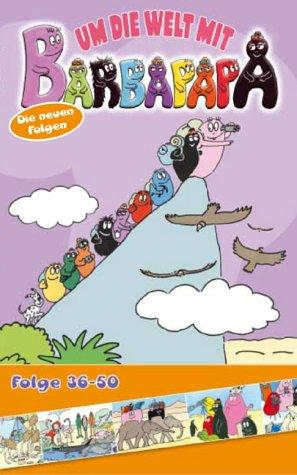Um die Welt mit Barbapapa (3)