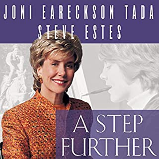 A Step Further audiobook cover art