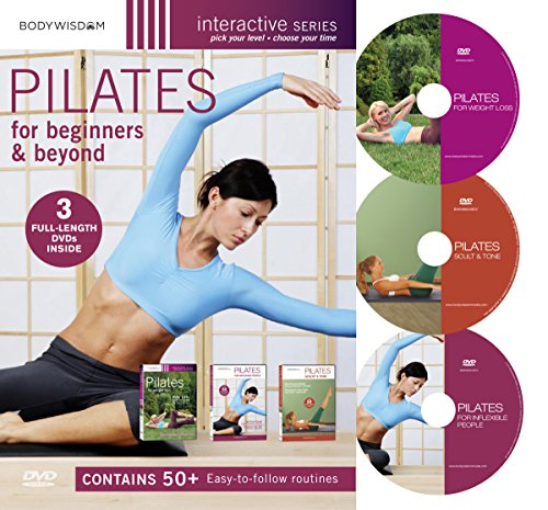 Pilates For Beginners & Beyond Boxed Set