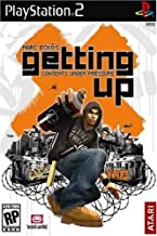 getting up ps2 game