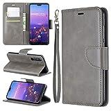 Cas de couverture, Cas pour Huawei P20 Pro Multifonctionnel Portefeuille Mobile Téléphone Mobile...