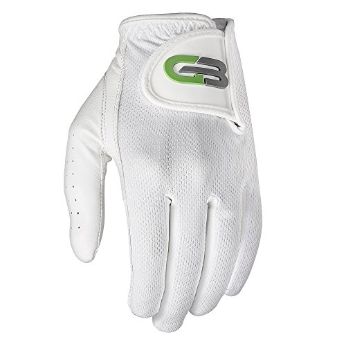 GB Golf Second Skin Men's Golf Gloves (Medium, Left)