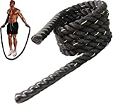 Best Weighted Jump Ropes - FITNESS INDIA™ Heavy Weighted Jump Rope - 1.5 Review